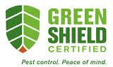 green shield logo